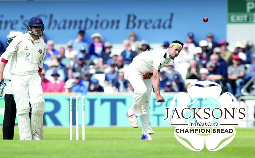 Win tickets to Yorkshire Vs Lancashire cricket match!