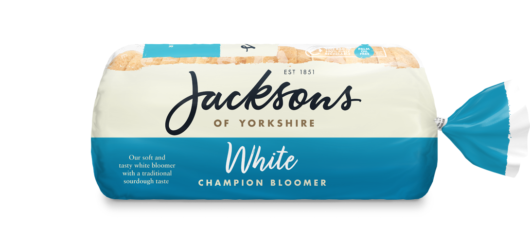 White Champion Bloomer