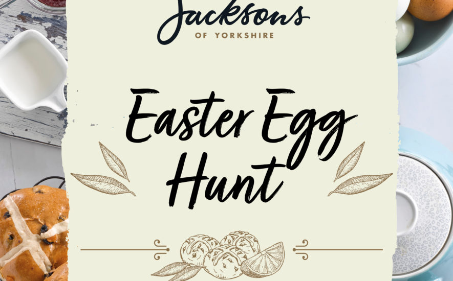 Jacksons Easter Egg Hunt