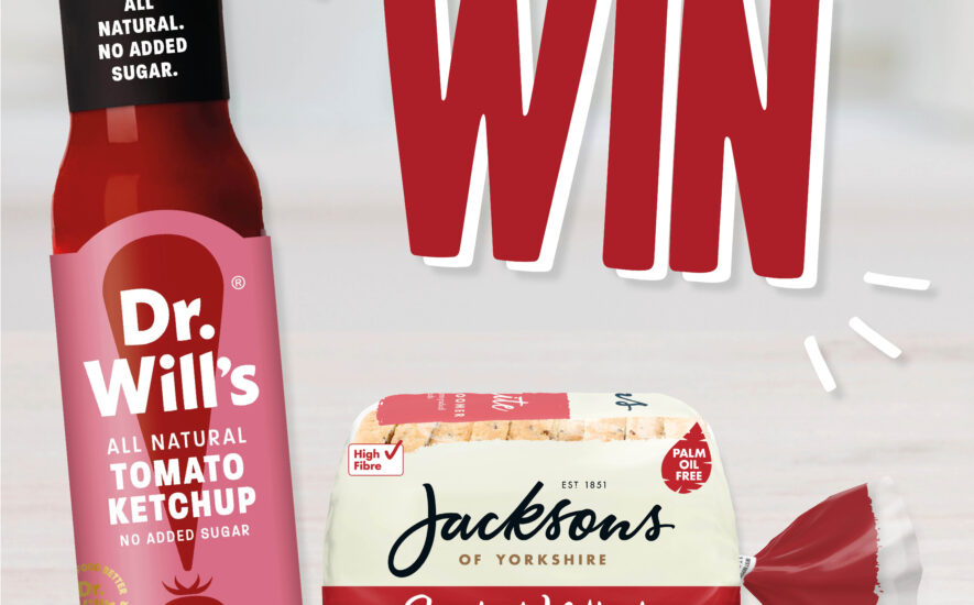 Win a bundle of Jacksons & Dr Will's goodies!